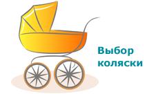 Выбор коляски