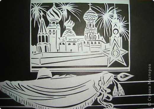 Поделки и открытки ко Дню Победы