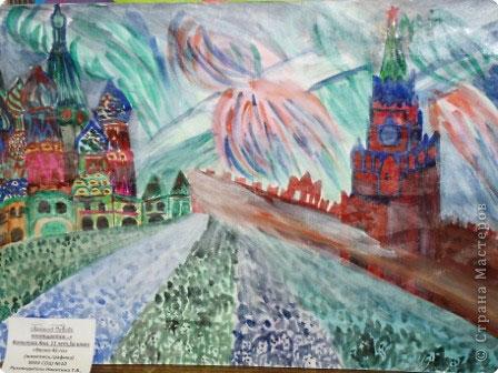Рисунки о Победе в Великой Отечественной войне