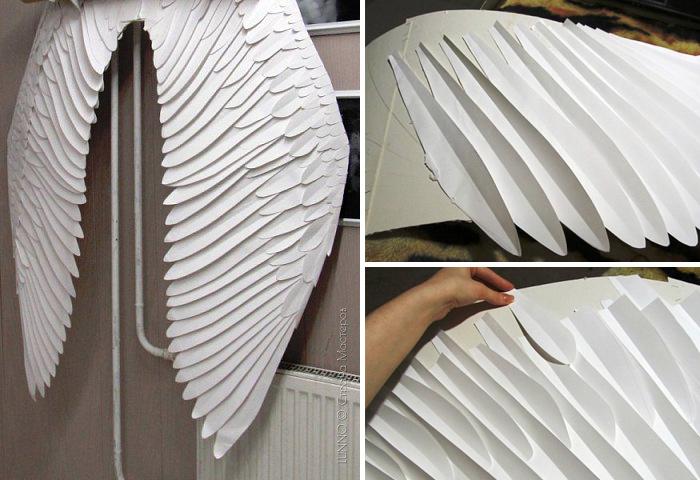 Крылышки ангелочка своими руками 82