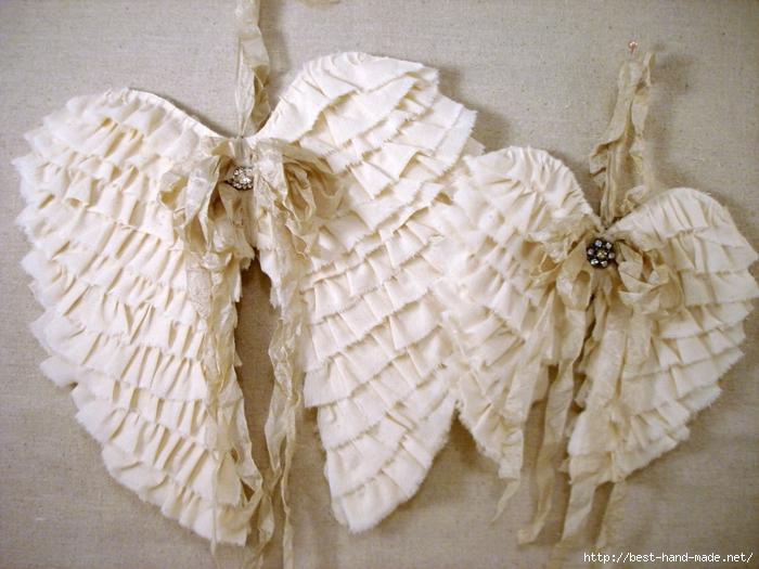 Костюм ангел мастер класс