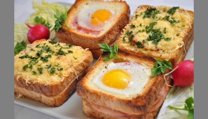 Фото рецепты блюд на завтрак
