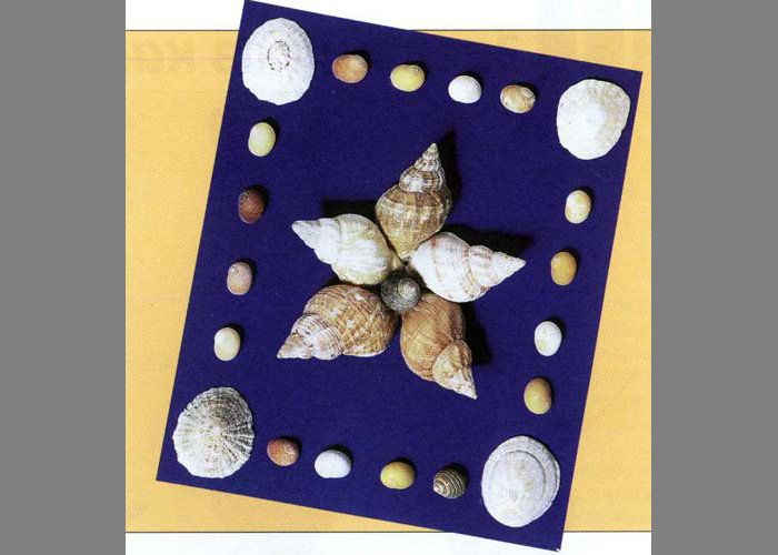 Детские поделки из ракушек своими руками для детского сада