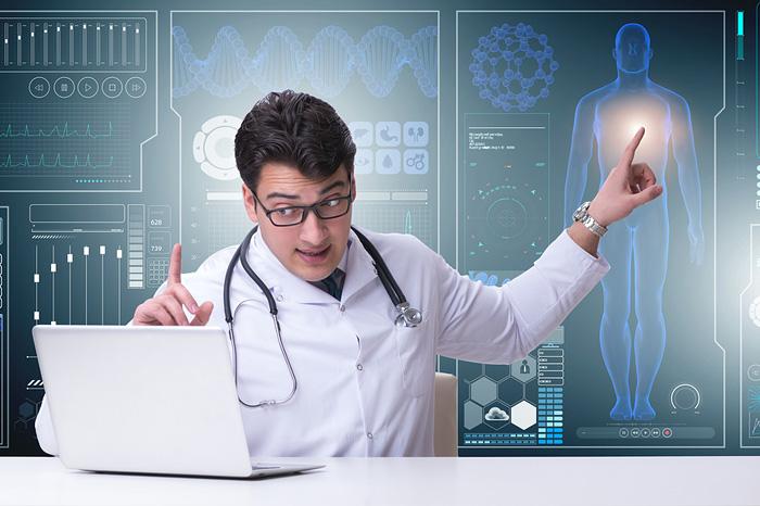 Телемедицина - лечение по интернету