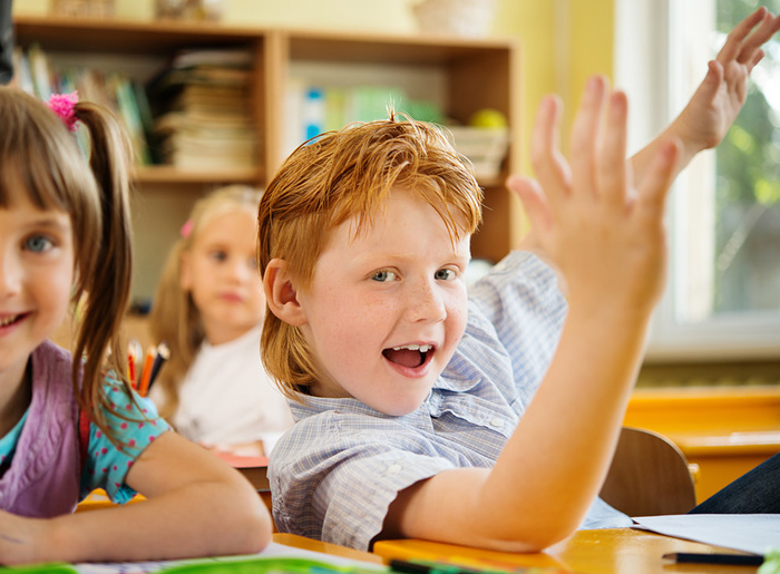 Современные школьники не наигрались в детстве