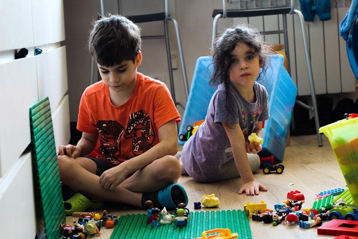 Система воспитания в многодетной семье