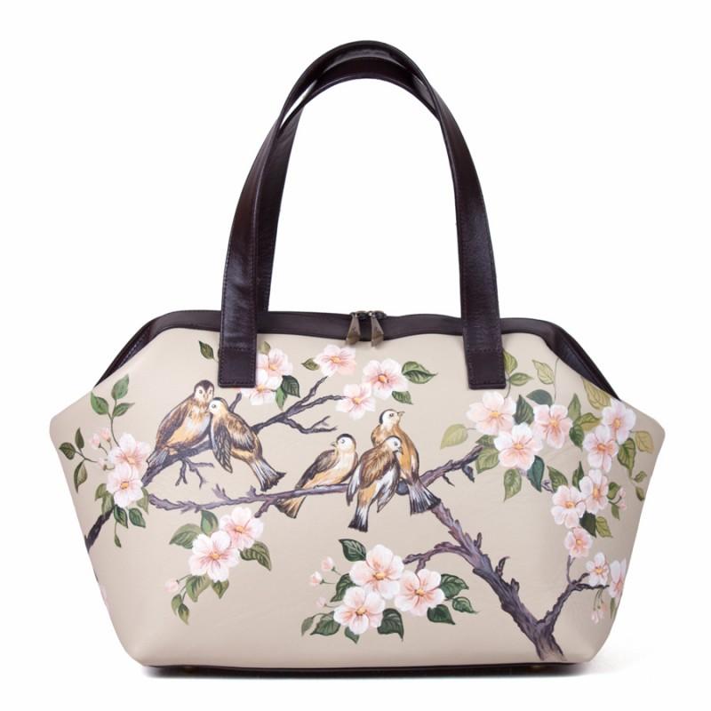 Весенняя сумка 2018