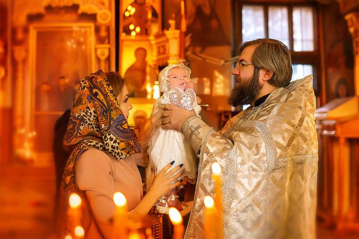 Обязанности крестной матери и крестного отца