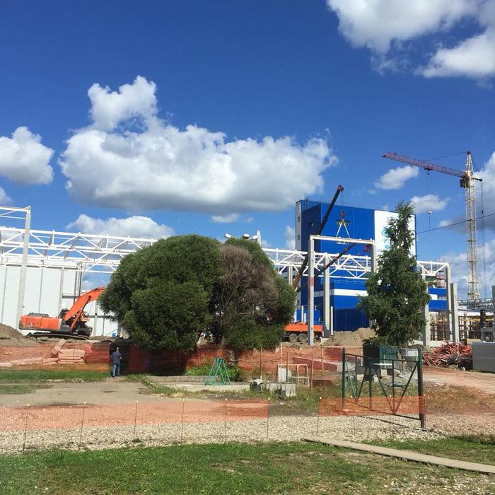 Охрана природы и устойчивое развитие на заводе Нестле в Вологде