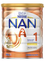 NAN A2 формула на основе молока А2