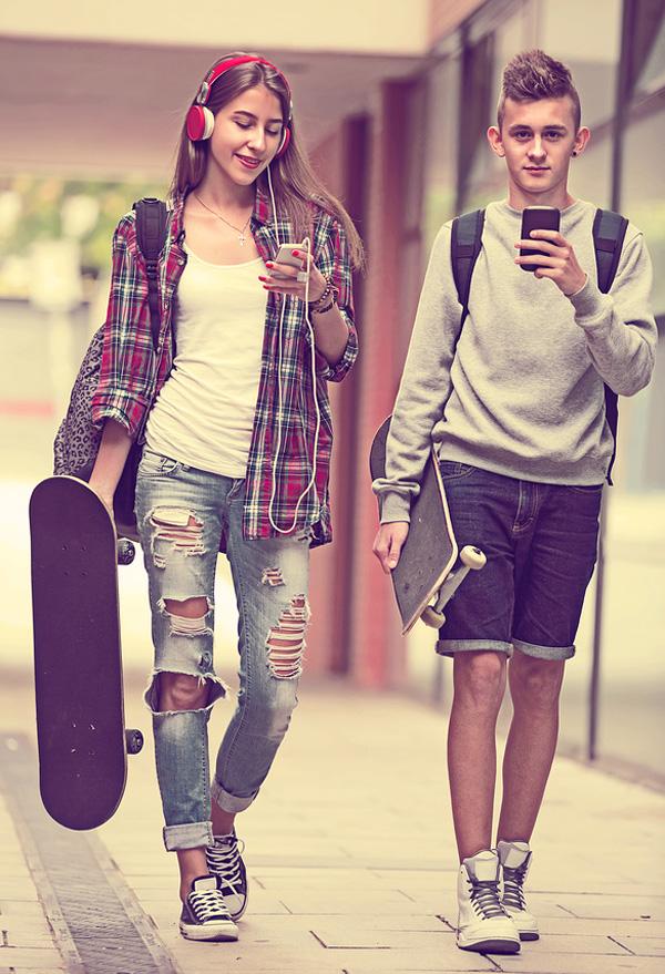 Язык современных подростков