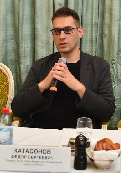 Федор Катасонов о питании детей