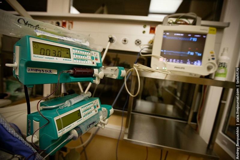 Система жизнеобеспечения новорожденных