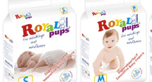 ������ � ����������� ROYAL PUPS