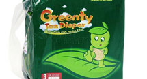 ������ � ����������� Greenty Tea Diaper