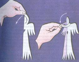 Бумажшый Ангел
