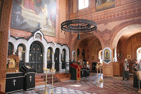 Храм равноапостольной Марии Магдалины