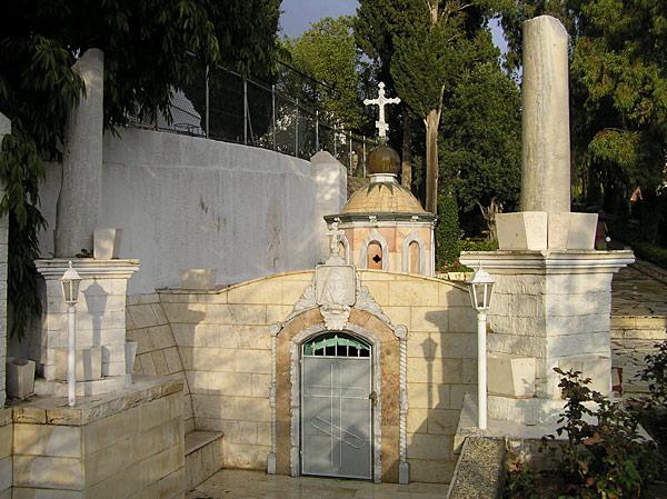 Место воскрешения праведной Тавифы