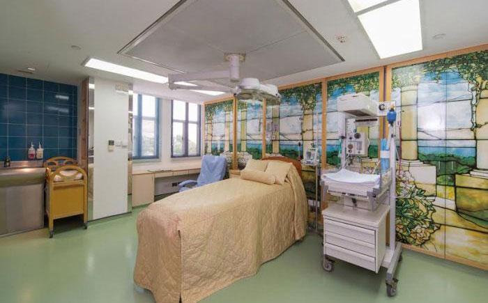 Больница Матильда, Гонконг